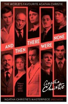 Image result for and then there were none film book tie in