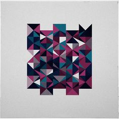 20 gorgeous geometric patterns in design