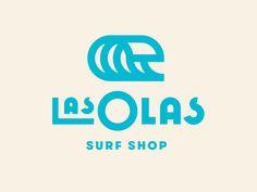 Las Olas pt. IV by Jay Fletcher