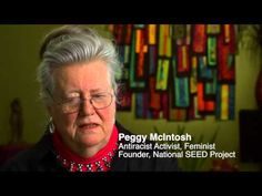 """white privilege peggy mcintosh review White privilege: unpacking the invisible backpack peggy mcintosh's piece """"white privilege: unpacking the invisible knapsack"""" describes the privileges white people gets without realizing their advantage over others peggy talks about racism being a part of everyday life even though we ignore it."""