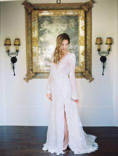 Stunning California Wedding with the most amazing bridesmaids dresses | California Wedding