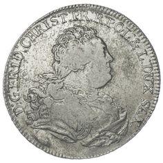 Taler 1763 Dresden