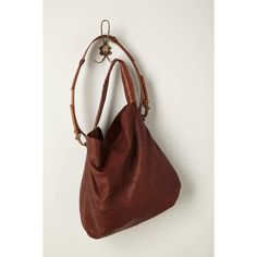 Whip-Smart Hobo ($330) ❤ liked on Polyvore