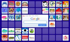 DCG Elementary Libraries: Symbaloo in the Library!