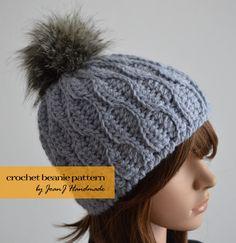 Ehi, ho trovato questa fantastica inserzione di Etsy su https://www.etsy.com/it/listing/235586604/crochet-pattern-winter-wavy-beanie