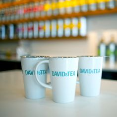 Get a Free Cup of DAVIDsTEA When You Join & On Your Birthday