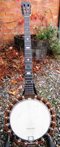 Windsor zither Banjo - really a 5 string --- https://www.pinterest.com/lardyfatboy/