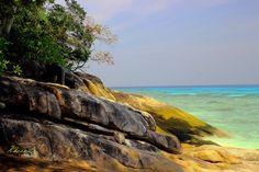 Tachai Beach, PhangNga, TH