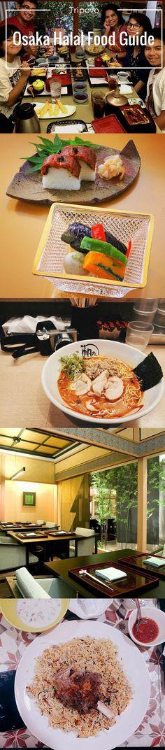 Best Halal Restaurants in Osaka. #gotripovo #tripovo #travel #osaka #japan…