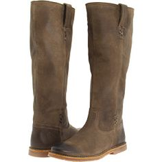 frye - celia x stitch, I have wanted a pair of flat Frye riding boots since I worked at a shoe store in high school.
