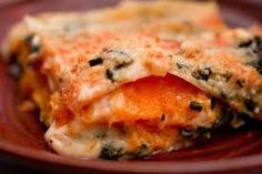 Get Nicole's Butternut-Swiss Chard-Three Cheese Lasagna recipe. Also browse hundreds more test kitchen-approved food recipes and cooking tips from Nicole. Love Eat, I Love Food, Vegetable Pie, Cheese Lasagna, Winter Salad, Fresh Pasta, Vegan Baking, How To Cook Pasta, Pasta Dishes