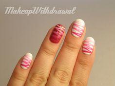 Makeup Withdrawal: Day 10: GRADIENT nails