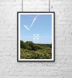 #1066 #CNTRY #ten #sixty #six #county #print #design #photograph #photography #photographic #woods #wood #land #art #Ash #Allwood #blue #green #spectrum #rainbow #cloud #x #X #trees #hedges #row #plants #sky #nature #branded #colour
