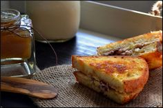 Celebrating National Grilled Cheese Month with Breakfast @Magicalspice  April