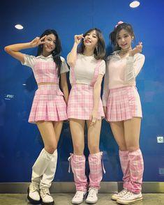 AOA Seolhyun, EXID Hani and TWICE Tzuyu