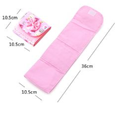 Bowknot Sanitary Towel Napkin Pad Purse Holder Case Easy Bag Lady Girl Organizer