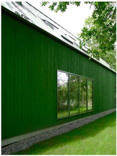Green housing in Sweden