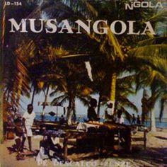 "Conjunto Musangola - Pé Descalço (Vinyl 7"") Angola"