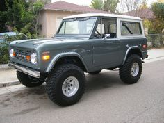 Old Bronco..yes!!!