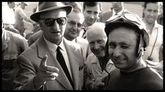 f1 Juan Manuel Fangio-Enzo Ferrari-1956
