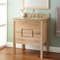 "30"" Myron Vanity for Undermount Sink - Whitewash"