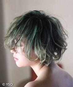 Ash Hair, Brown Blonde Hair, Cut My Hair, Hair Cuts, Short Hairstyles For Women, Cool Hairstyles, Pelo Ulzzang, Bob Hair Color, Androgynous Hair