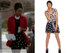 Chasing Life: Season 1 Episode 19 Beth's Polka Dot Skirt