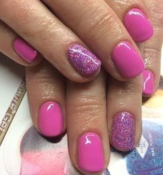 50 Gorgeous Summer Nail Designs You Need To Try With a million different ways to paint your nails- how could you choose? These are some of the most gorgeous summer nail designs you need to try! Fancy Nails, Love Nails, Diy Nails, How To Do Nails, Pretty Nails, Colorful Nail Designs, Gel Nail Designs, Sparkle Nail Designs, Pedicure Designs