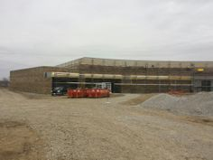 Construction Progress - March 28, 2014