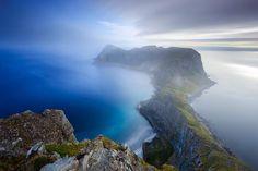 Vaeroy, Lofoten, Norway by svenbroeckx