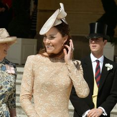 Pin for Later: Kate Makes It Back to the Palace in Time For Prince Philip's Birthday Party