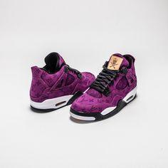 bringing a purple denim Louis Vuitton Jordan 4 to life 🔮👟 Thoughts? Sneakers N Stuff, Air Max Sneakers, Sneakers Nike, Sneaker Plug, Sneaker Art, Custom Sneakers, Custom Shoes, Jordan 4, Jordan Shoes