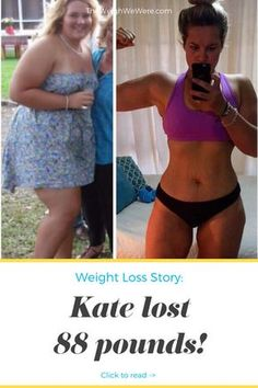 Great success story! Read before and after fitness transformation stories from women and men who hit weight loss goals and got THAT BODY with training and meal prep. Find inspiration, motivation, and workout tips | 88 Pounds Lost: Persistence Pays!