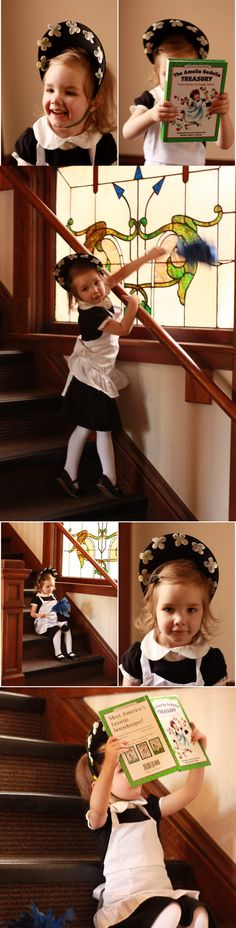 Book Character Halloween Costume: Amelia Bedelia — Seeker of Happiness
