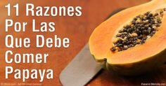 La papaya es una fruta cargada con poder con más beneficios de salud de lo que podría imaginar. He aquí 11 beneficios probados de esta increíble fruta http://articulos.mercola.com/sitios/articulos/archivo/2016/04/18/11-beneficios-de-la-papaya.aspx