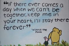 Pooh Bear wisdom