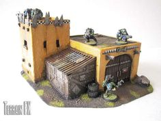 MekStu's Terrain FX - Quality Wargaming Scenery Warhammer Terrain, 40k Terrain, Game Terrain, Wargaming Terrain, Warhammer Models, Warhammer 40000, Tabletop Games, Dungeons And Dragons, Decoration