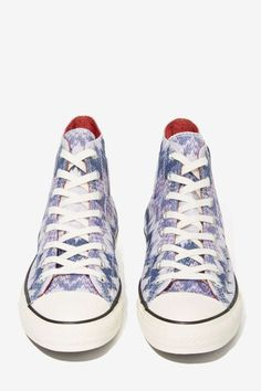 Missoni x Converse All Star High-Top Sneaker