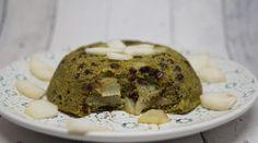 [Recette] Bowl cake au thé matcha, poires et pépites de chocolat
