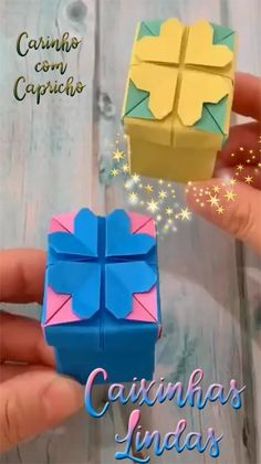 Cool Paper Crafts, Paper Crafts Origami, Diy Paper, Fun Crafts, Diy Crafts Hacks, Diy Crafts For Gifts, Diy Crafts Videos, Diy For Kids, Crafts For Kids