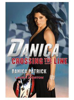 DANICA: CROSSING THE LINE BOOK  $9.95