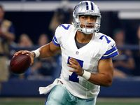 Cowboys QB Jameill Showers switching positions - NFL.com