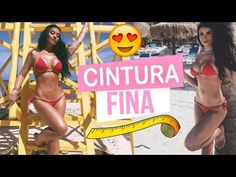 COMO TER A CINTURA MAIS FINA - YouTube