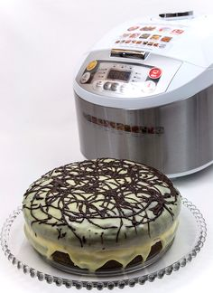 tarta de chocolate Philips HD3037 Multicooker