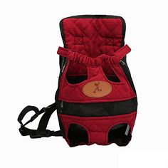 Genenic Front Cat Dog Backpack Lightweight and Safe Travel Bag Portable Knapsack S *** Want to know more, click on the image.