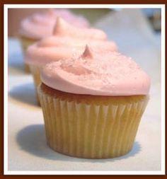 Low Calorie Vanilla Cupcakes - Curtis Stone's Biggest Loser Cupcake Recipe
