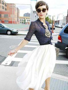 fashion-clue:  www.fashionclue.net - Fashion tumblr, Street Wear...
