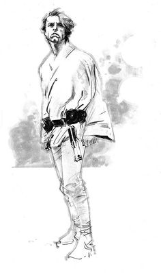 Luke by Stuart Immonen