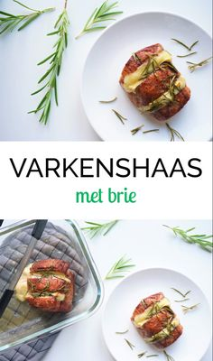 Gevulde Varkenshaas met Brie recept in 2020 Dutch Recipes, Meat Recipes, Dinner Recipes, Cooking Recipes, Healthy Recipes, Christmas Cooking, Pork Dishes, Pasta, Other Recipes