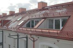 Projekt: Wohnanlage Pognerblock, München(Zennerstraße 28,30/ Pognerstraße 11-17) Fertigstellung März 2012» Neuausbau der Dachgeschosse mit jeweils 2 neuen Mietwohnungen, Sanierung und brandschutztechnische Ertüchtigung der Treppenhäuser, Renovierung und Ertüchtigung der Fassade mit WDVS, Erneuerung der Heizungstechnik, Abbruch der best. Balkonanlage und vergrößerter Neubau.Objekt (Bestand): UG, EG, 1. – 3. OG, » 8 Gewerbeeinheiten (davon 2Läden im EG), » 50 Wohneinheiten, » 17 ...